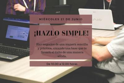 Jornada Hazlo simple
