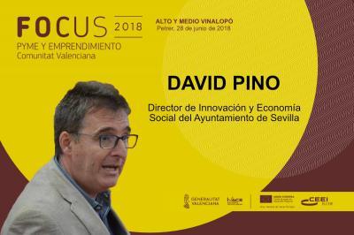 David Pino abordará las líneas estratégicas del cooperativismo en el Focus Pyme