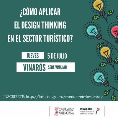 Taller Design Thinking aplicado a empresas y sectores turísticos