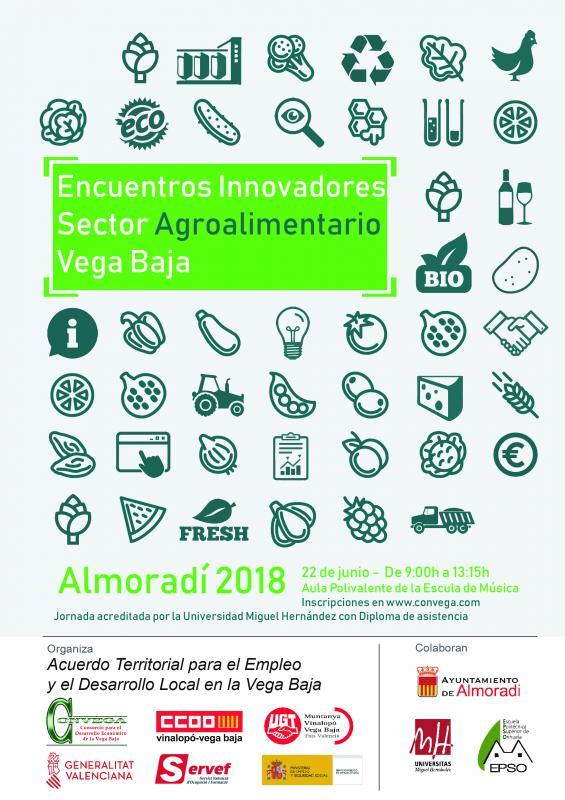 I Encuentro Innovador del Sector Agroalimentario de la Vega Baja