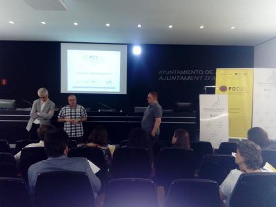 Reunión Comité organizador Focus Alicante