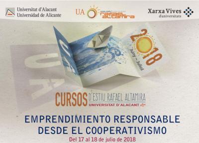 """Curso """"Emprendimiento responsable desde el cooperativismo"""""""