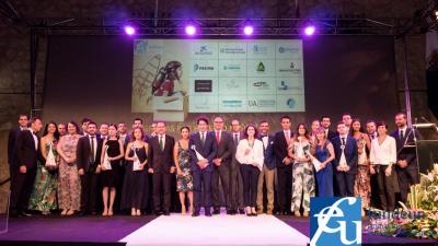 Galardonados premios Fundeun