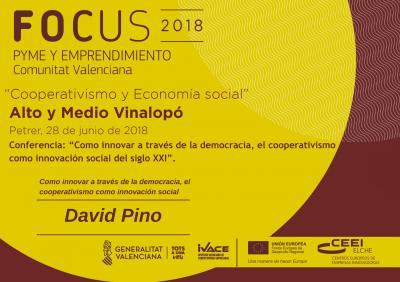 Como innovar a través de la democracia, el cooperativismo como innovación social