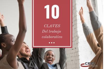 10 ventajas de trabajar en un ambiente colaborativo
