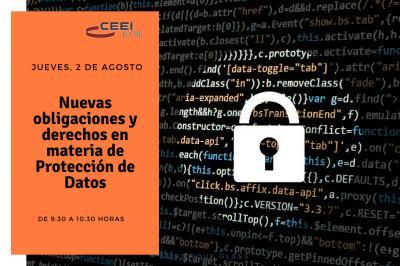 Nuevas obligaciones y derechos en materia de Protección de Datos