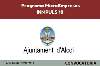Programa Micro. Inmpuls 18