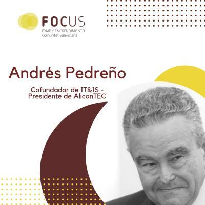 El Presidente de AlicanTEC participará en Focus Pyme y Emprendimiento L´Alacantí