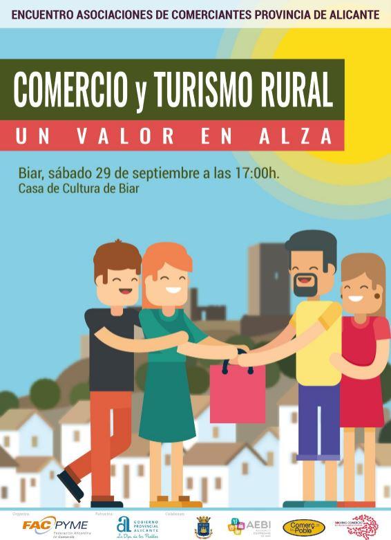Comercio y Turismo Rural, un valor en alza
