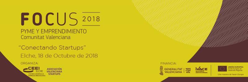 ¡Conectando #Startups! Inscríbete en el próximo encuentro Focus Pyme y Emprendimiento.