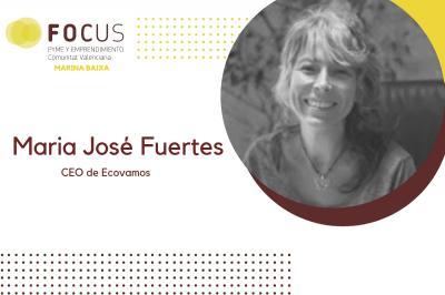Maria José Fuertes presentará en Focus Pyme Marina Baixa su plataforma de ocio sostenible