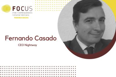 Nightway mostrará en Focus Pyme Marina Baixa lo que puede hacer por la Economía Circular