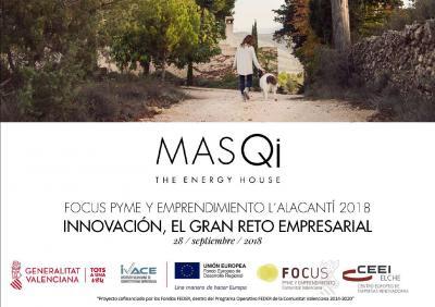 MASQI The Energy House. Presentación