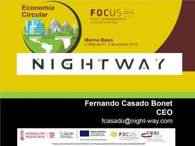 Presentación de Nightway
