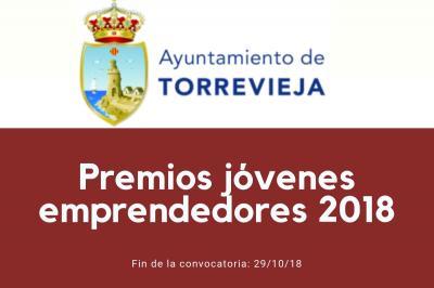 Premio Jóvenes Emprendedores 2018 de Torrevieja