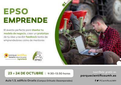 Este evento tendrá lugar en la Escuela Politécnica Superior de Orihuela, ubicada en el campus UMH de Orihuela Desamparados
