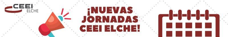 #Felizlunes! Apunta en tu agenda las jornadas que hemos organizado para los próximos días