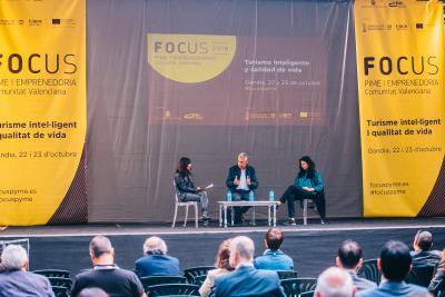 Más de 600 profesionales participan en el Focus Pyme Emprendimiento Comunitat Valenciana