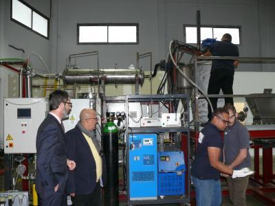 Blueplasma Power presenta su tecnología de valorización de residuos