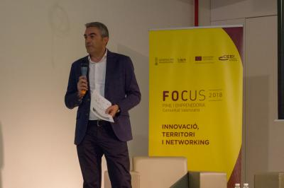 Apertura institucional Focus Pyme y Emprendimiento Startups