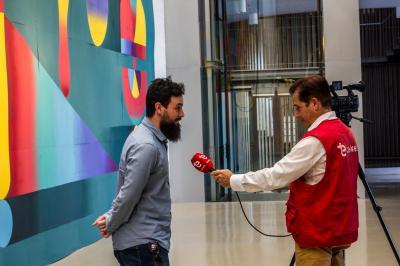 Entrevista a Raúl Verdú,  CBDO y cofundador de PLD Space.