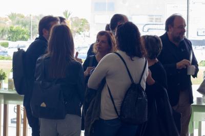 Café Networking Focus Pyme y Emprendimiento Conectando startups