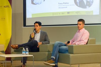 Sesión Lanzadera: impulsando startups innovadoras