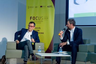Sesión el poder de la colaboración startup-corporate