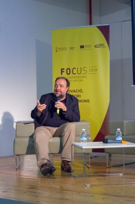Sesión conectando startups y agentes de innovación