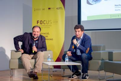 Conectando startups y agentes de innovación