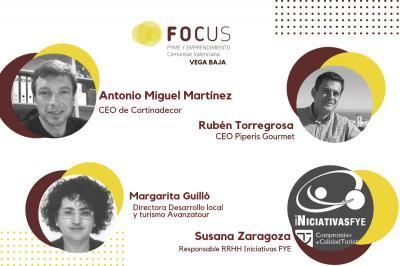 Empresas del territorio darán a conocer sus casos de éxito en Focus Pyme Vega Baja