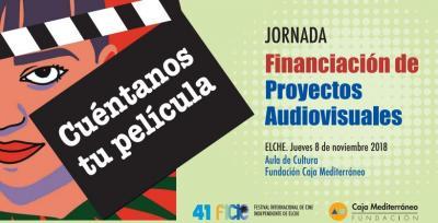 Jornada Financiación de proyectos audiovisuales