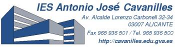 IES Antonio José Cavanilles