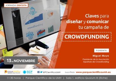 Se explicarán los aspectos básicos que todo emprendedor debe conocer sobre el crowdfunding