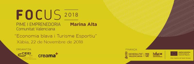 T'invitem a Focus Pime i Emprenedoria Marina Alta