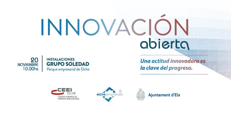 ¡Asiste al Día de la Innovación Abierta! Genera oportunidades de desarrollo empresarial