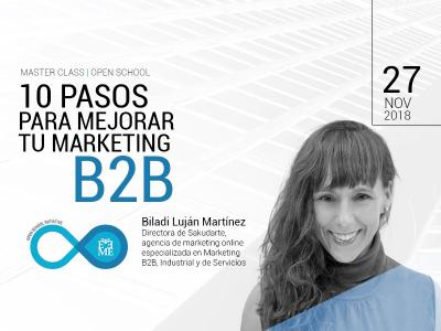 Master Class Marketing B2B