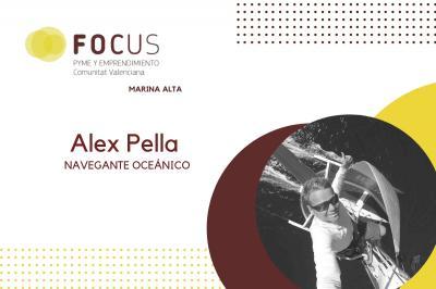 Focus Pime Marina Alta comptarà amb el testimoni de Alex Pella