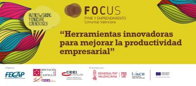 Herramientas innovación Focus Pyme Enrédate