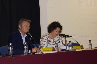 Apertura institucional Focus Pyme y Emprendimiento Marina Alta