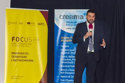 Intervención José Francisco Mancebo en Focus Pyme Marina Alta