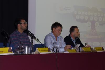 Mesa redonda: el turismo deportivo en la comarca