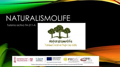 Presentación de NaturalismoLife