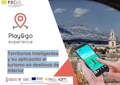 Territorios Inteligentes y su aplicación al turismo en destinos de interior