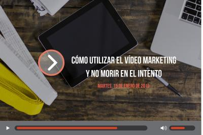 Jornadas video marketing