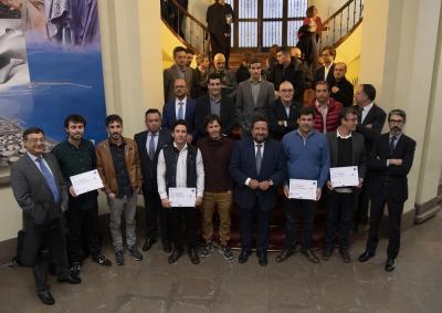 Entrega de premios del Programa Órbita 2018