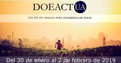 VI Edición DOEACT_UA