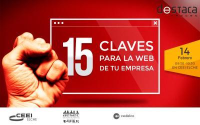 15 Claves para la web de tu empresa