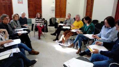 Foto de archivo. Reunión de agentes del ecosistema