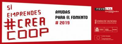 Jornada ayudas de la Generalitat Valenciana 2019 para cooperativas y Sociedades laborales